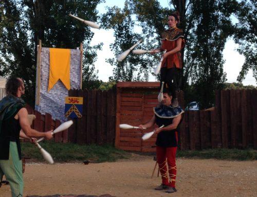 Les légendes médiévales des saltimbanques 21