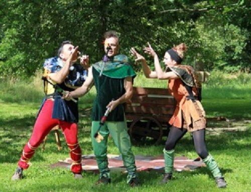 Les légendes médiévales des saltimbanques 23