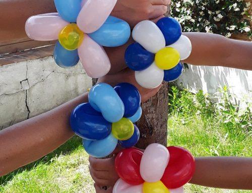 Plus gonflé que jamais…Sculptures de Ballons